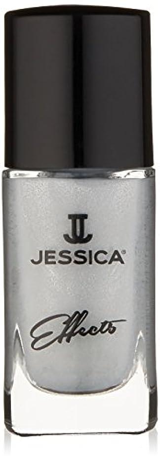 失望させる強大な子供っぽいJessica Effects Nail Lacquer - Platinum Promise - 15ml / 0.5oz