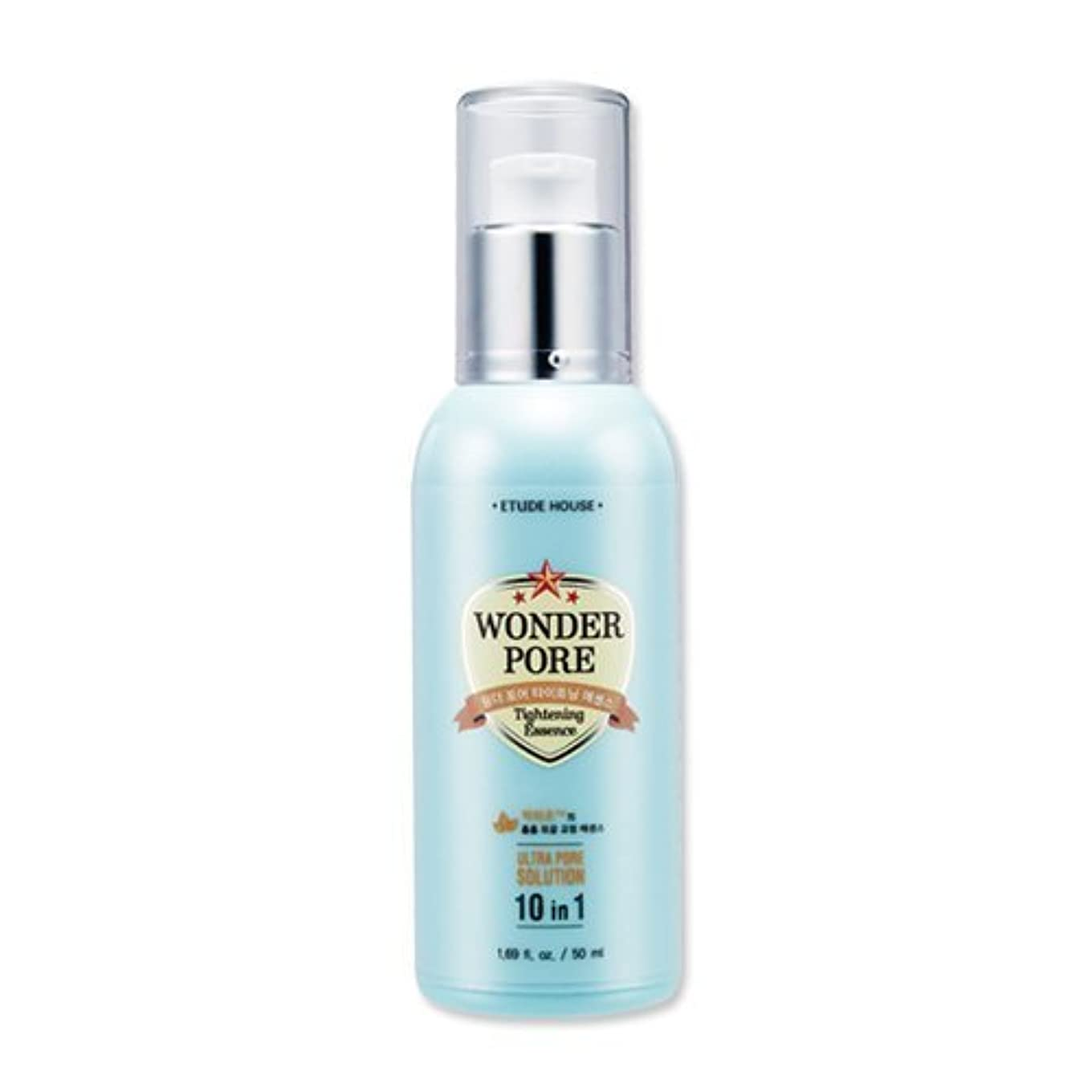 湾単なるコメンテーターEtude House Wonder Pore Tightening Essence 50ml [並行輸入品]