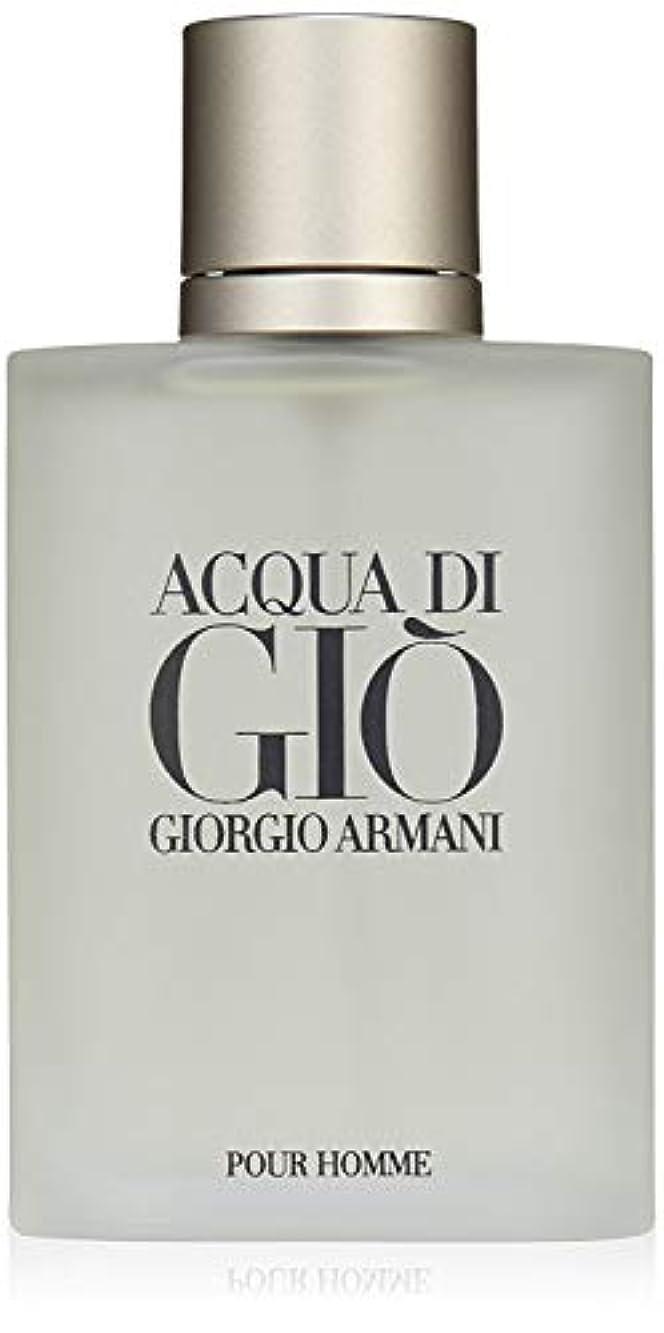 分析的不従順出版ジョルジオ アルマーニ GIORGIO ARMANI アクア ディ ジオ プールオム EDT SP 100ml