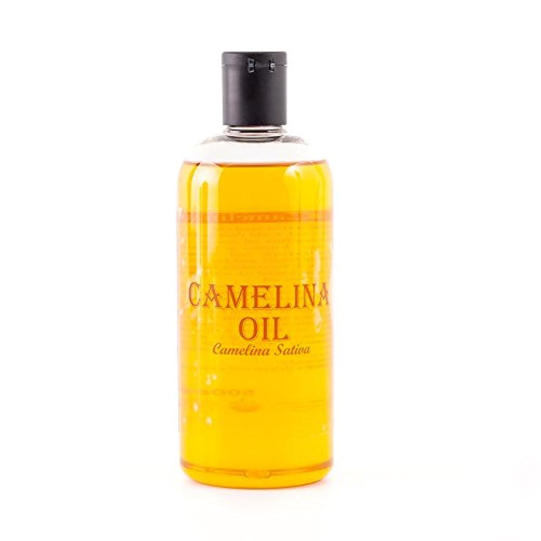 検査官足連結するMystic Moments | Camelina Virgin Carrier Oil - 500ml - 100% Pure
