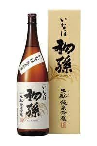 東北銘醸(株) 初孫 いなほ 純米吟醸 1800ml 山形e165