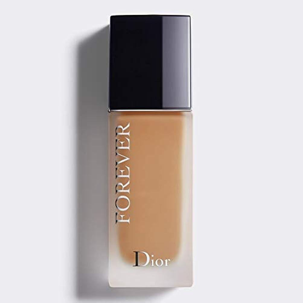 広告抑圧者の量クリスチャンディオール Dior Forever 24H Wear High Perfection Foundation SPF 35 - # 4W (Warm) 30ml/1oz並行輸入品