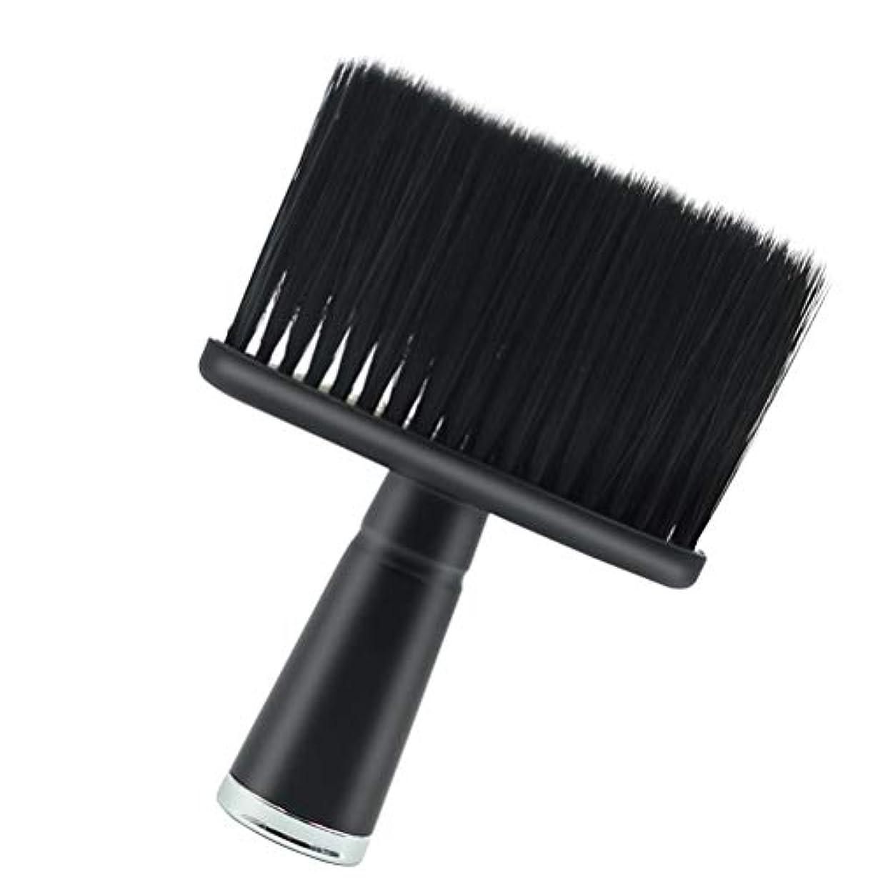 誤解する利用可能ボンドLurrose ネックダスター美容院理髪師フェイスダスターブラシヘアカットダスター