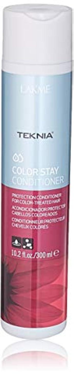 傾いた急襲華氏Lakme Teknia Color Stay Conditioner 10.2 Oz by Lakme