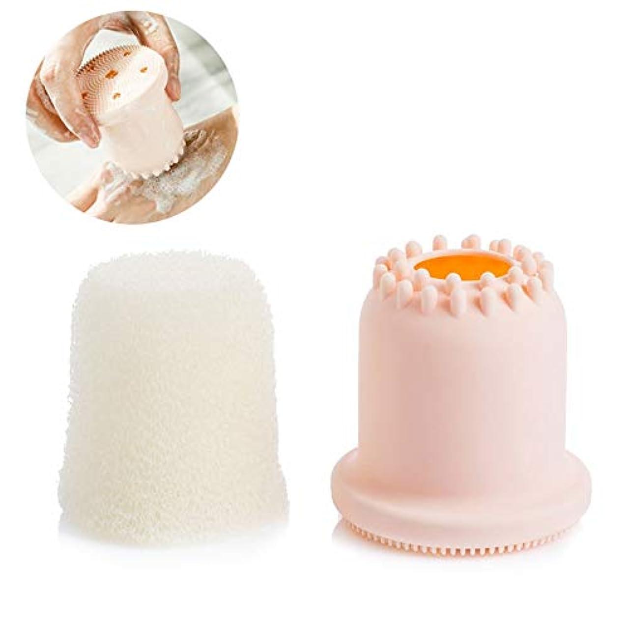 性能配る溶かすクレンジングブラシ、剥離クレンジングブラシ、手動洗浄ブラシ、ディープクリーニング