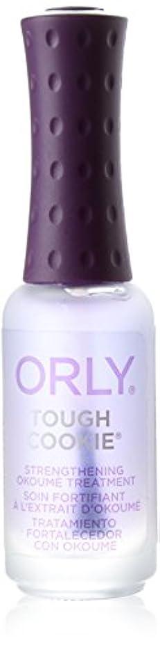 積極的にきちんとした真夜中Orly Nail Treatments - Tough Cookie - 0.3oz/9ml