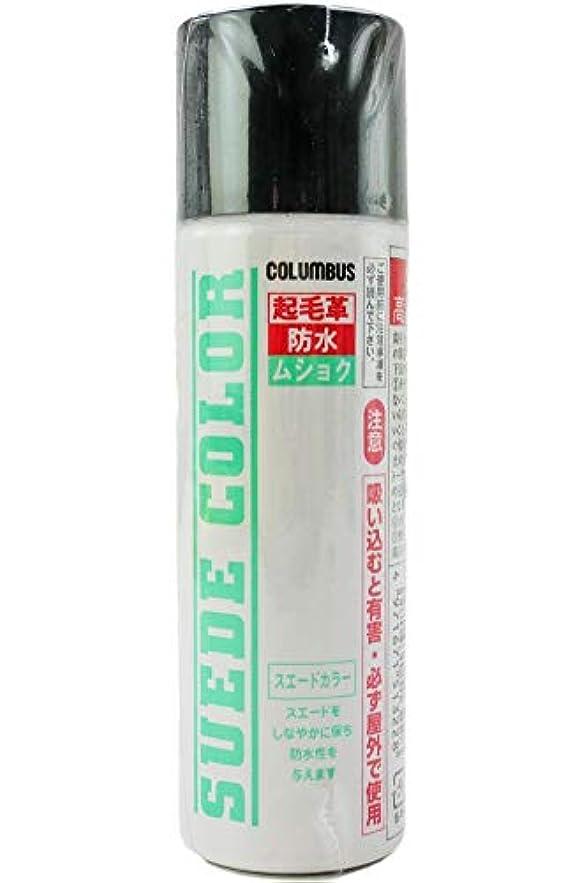 スラムフォームキャッチ[コロンブス] SUEDE COLOR スエードカラー シューケアスプレー 65ml