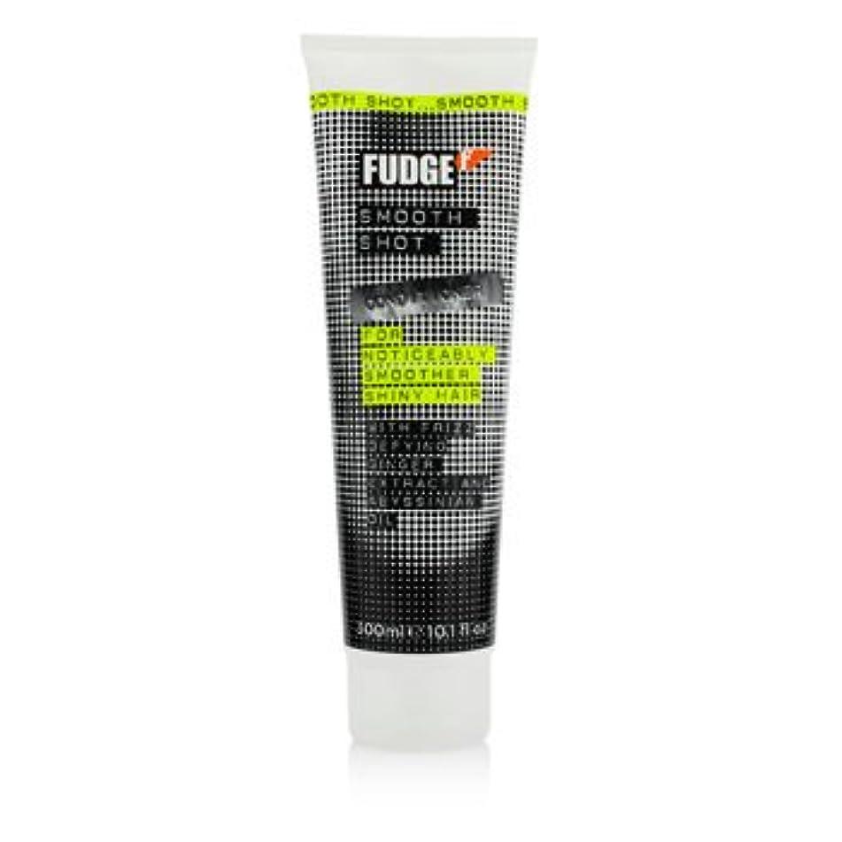 コンドーム突然のバナー[Fudge] Smooth Shot Conditioner (For Noticeably Smoother Shiny Hair) 300ml/10.1oz