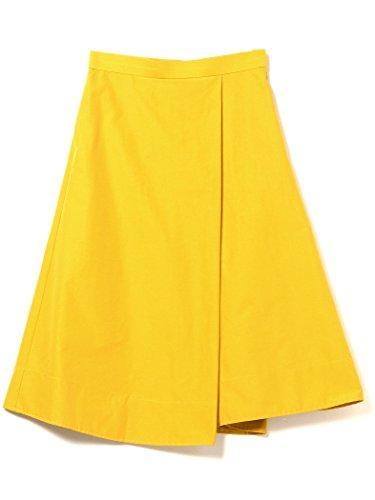 (デミルクスビームス) Demi-Luxe BEAMS / ワンタック Aライン スカート 68270318002 イエロー 38
