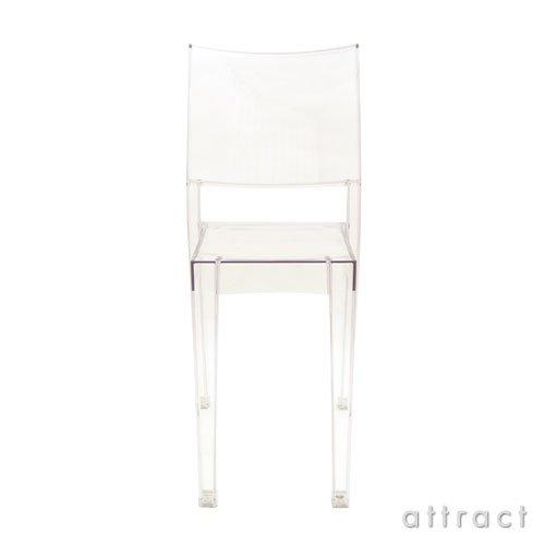 Kartell カルテル La Marie ラ・マリー チェア 椅子 軽家具 LMR-4850 クリスタル B4