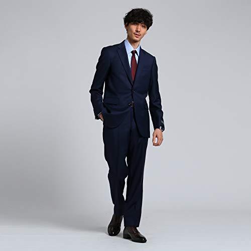 (タケオキクチ) TAKEO KIKUCHI カラーピンストライプ 2Bシングルスーツ[ メンズスーツドーメル] 07065010