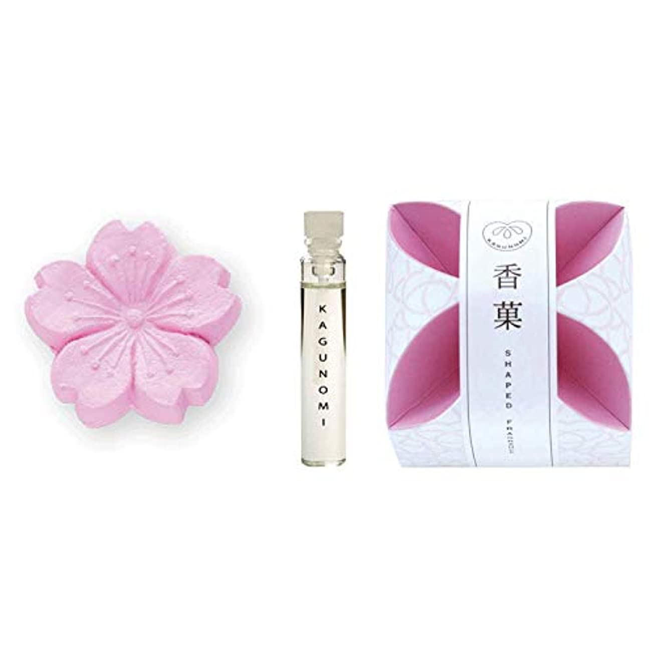 不器用ジョリー殉教者香菓 さくら形(桜色) 1入 オイル1.8mm付