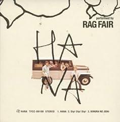 RAG FAIR「HANA」のジャケット画像