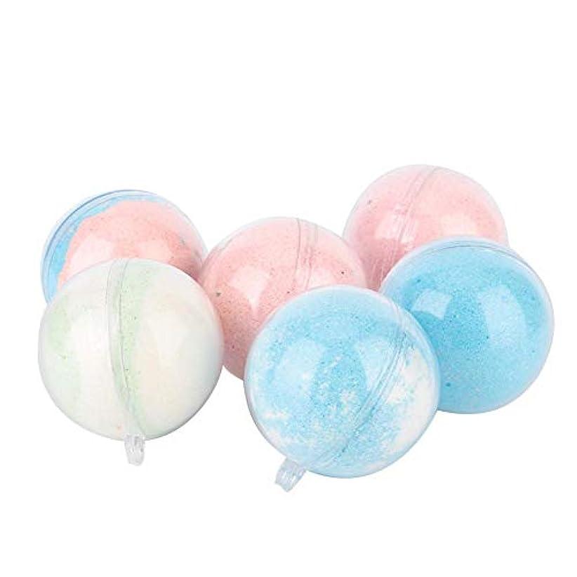 dootiバスボム 入浴剤 6個セット 爆弾バスボール プレゼント用 香り 入浴 風呂 お湯 優しい