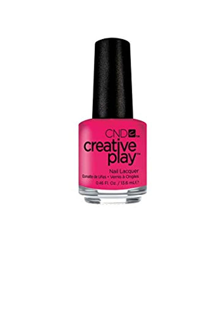 週末トーストスポーツマンCND Creative Play Lacquer - Read my Tulips - 0.46oz / 13.6ml