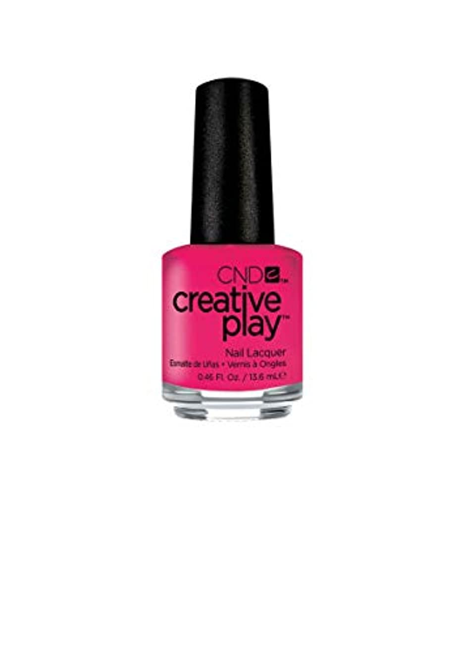 浴遅れ木曜日CND Creative Play Lacquer - Read my Tulips - 0.46oz / 13.6ml