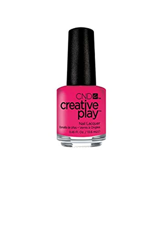 あからさま川ここにCND Creative Play Lacquer - Read my Tulips - 0.46oz / 13.6ml