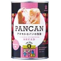 [パン・アキモト] アキモトのおいしい備蓄食 (ストロベリー味) 24缶