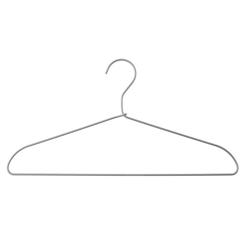 RoomClip商品情報 - 無印良品 アルミ洗濯用ハンガー・3本組 約幅41cm
