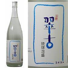 泡盛  昔醸 翠古(すいこ) 30度1800ml