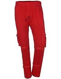 HZOTB ズボン メンズ ファッション カジュアル おしゃれ 袴パンツ ゆったり 通気性 大きいサイズ