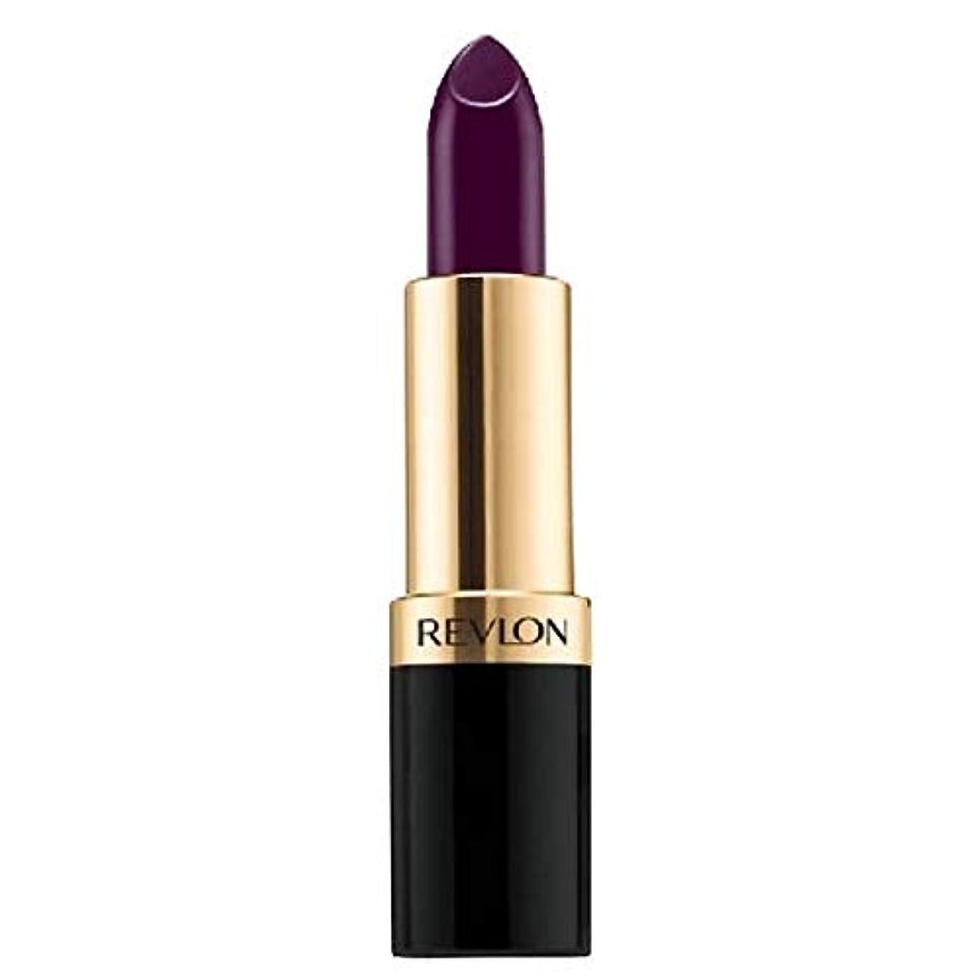 斧味方ジャンル[Revlon ] レブロンSuperlustrousマット口紅暗い夜の女王 - Revlon Superlustrous Matte Lipstick Dark Night Queen [並行輸入品]