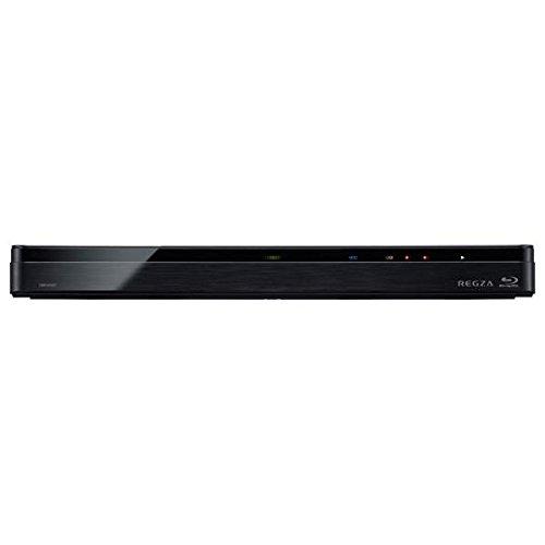 東芝 500GB HDD/2チューナー搭載3D対応ブルーレイレコーダーTOSHIBA REGZA レグザブルーレイ DBR-W507