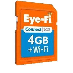 Eye-Fi Connect X2 4GB EFJ-CN-4G