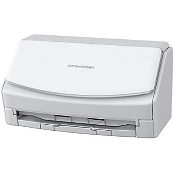 富士通 PFU ドキュメントスキャナー ScanSnap iX1500 (両面読取/ADF/4.3インチタッチパネル/Wi-Fi対応)
