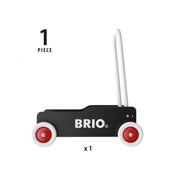 BRIO 手押し車 (ブラック) 31351の紹介画像5
