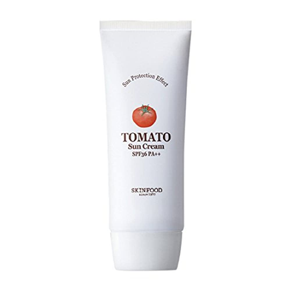 の配列連鎖傷つけるSkinfood トマトサンクリームSPF 36 PA ++(UVプロテクション) / Tomato Sun Cream SPF 36 PA++ (UV Protection) 50ml [並行輸入品]