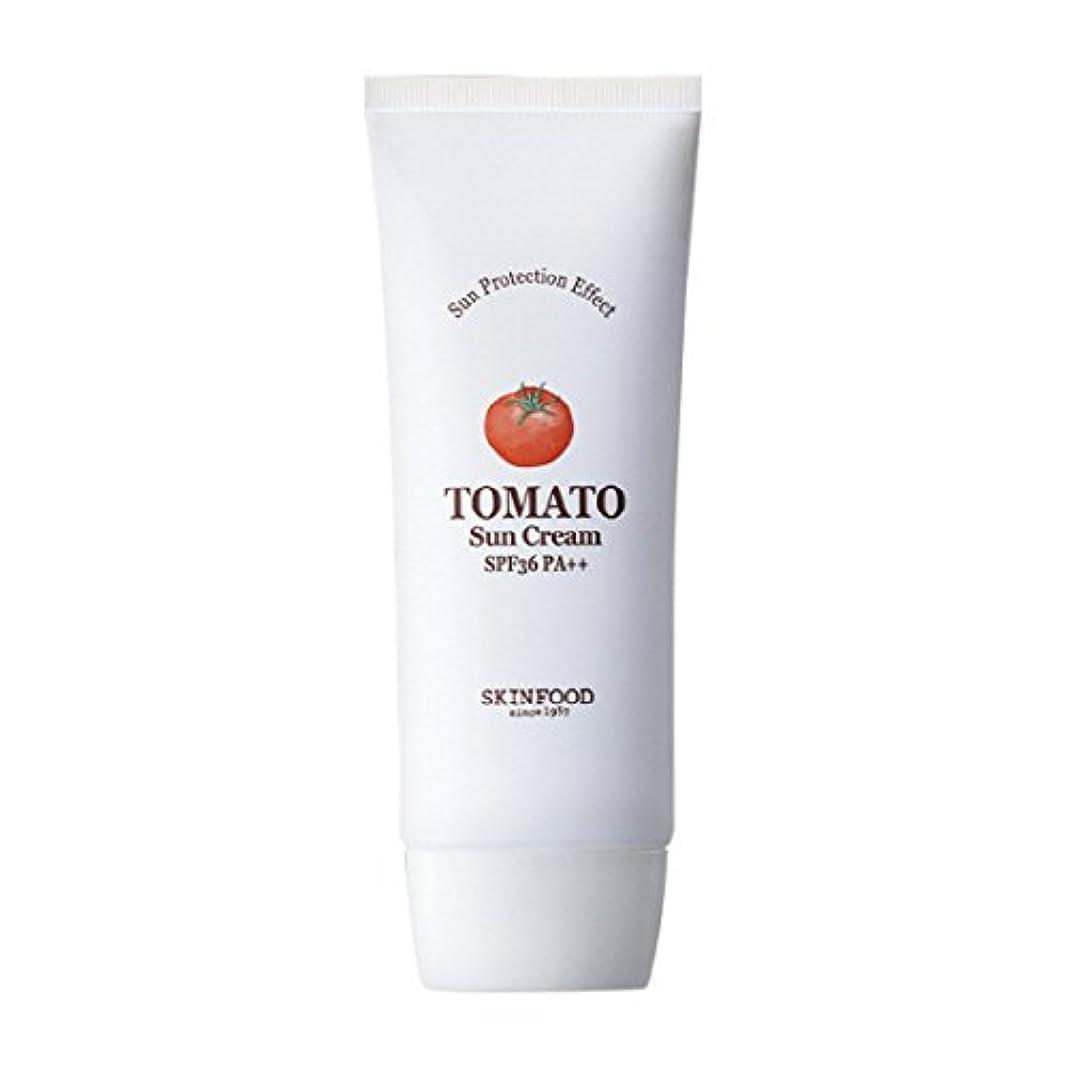 配当概念最悪Skinfood トマトサンクリームSPF 36 PA ++(UVプロテクション) / Tomato Sun Cream SPF 36 PA++ (UV Protection) 50ml [並行輸入品]