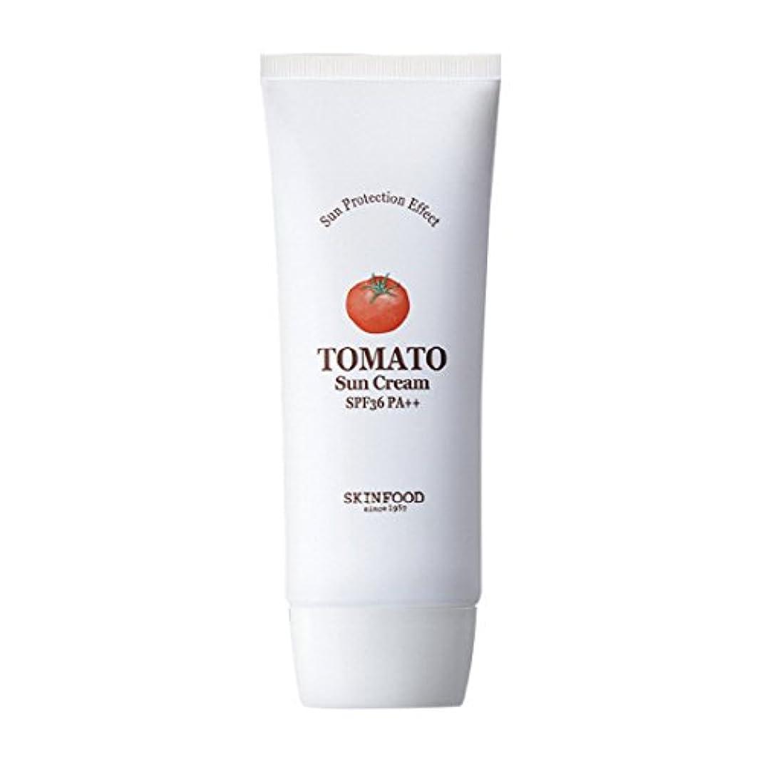 テクニカル雄弁葉巻Skinfood トマトサンクリームSPF 36 PA ++(UVプロテクション) / Tomato Sun Cream SPF 36 PA++ (UV Protection) 50ml [並行輸入品]