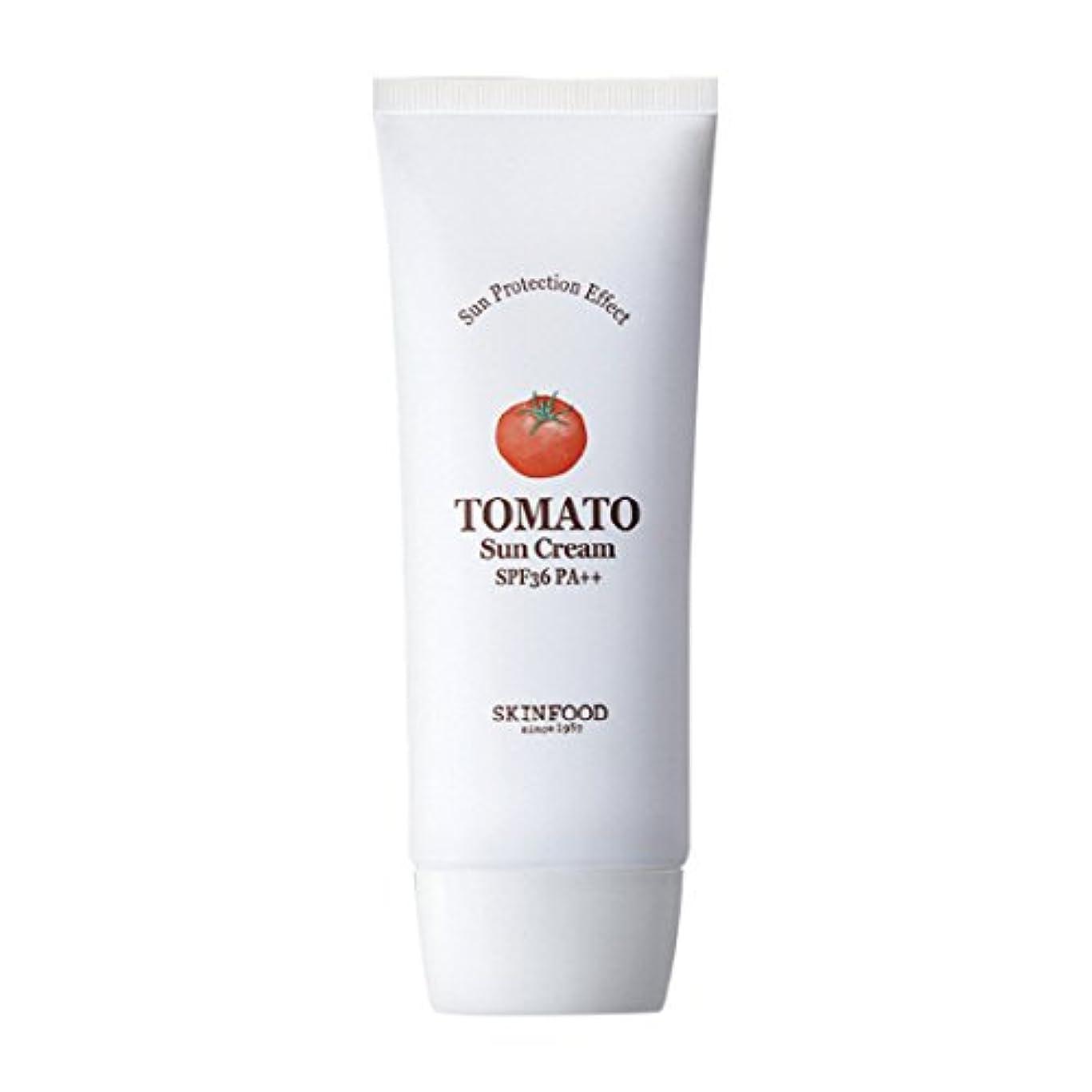 居眠りする里親幻想Skinfood トマトサンクリームSPF 36 PA ++(UVプロテクション) / Tomato Sun Cream SPF 36 PA++ (UV Protection) 50ml [並行輸入品]