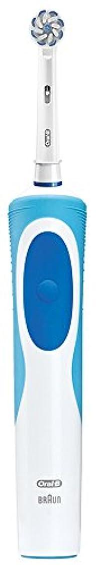 ファイバ銃四回ブラウン オーラルB 電動歯ブラシ すみずみクリーンやわらか D12013TE