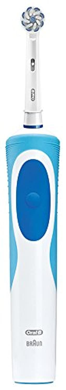 あざうま見えないブラウン オーラルB 電動歯ブラシ すみずみクリーンやわらか D12013TE