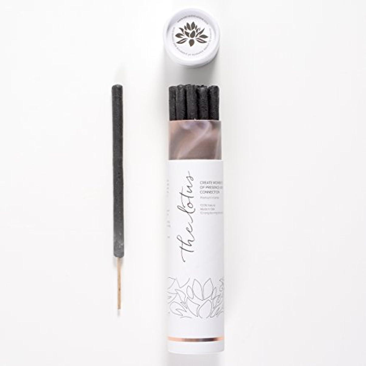 タールバルセロナ広告主The LotusバリIncense – 10プレミアムLong Burn ' Fat ' Sticks。100 % Organic & Natural Ingredients。