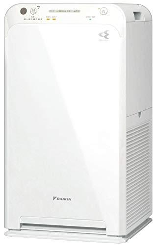 ダイキン 空気清浄機 (~25畳) MC55U-W ホワイト
