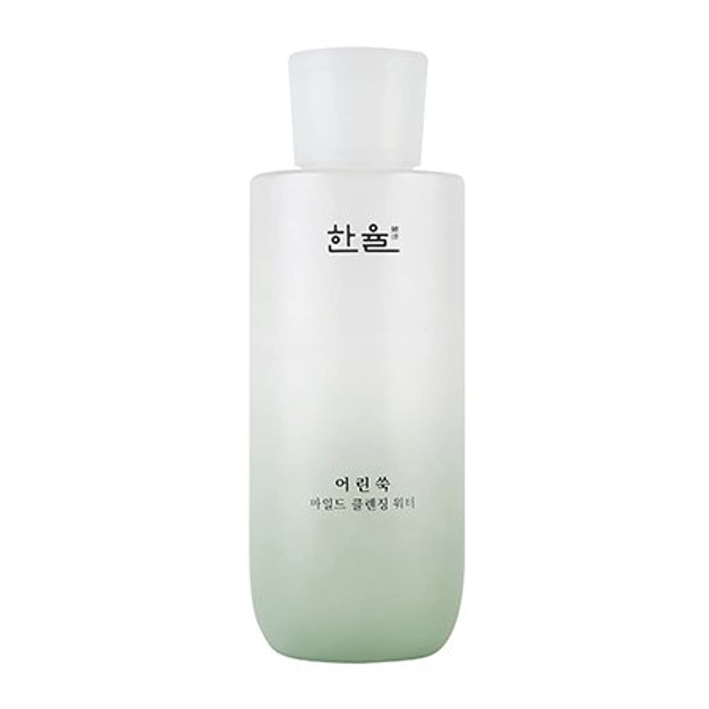 調整病弱ビタミンHANYUL Pure Artemisia Mild Cleansing Water 300ml / ハンユル ピュアアルテミシアマイルド クレンジングウォーター 300ml [並行輸入品]