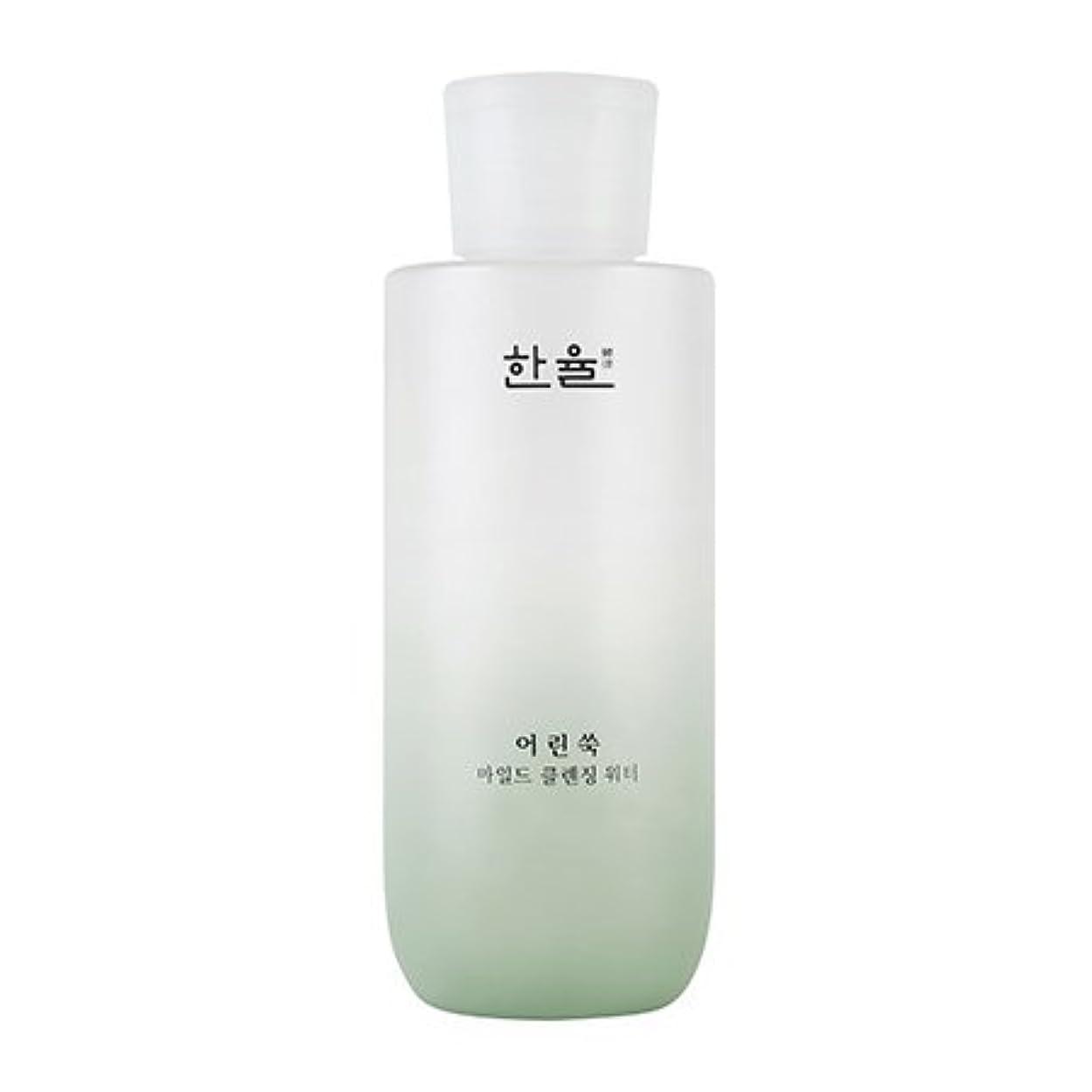 一時的ドラマ野心HANYUL Pure Artemisia Mild Cleansing Water 300ml / ハンユル ピュアアルテミシアマイルド クレンジングウォーター 300ml [並行輸入品]