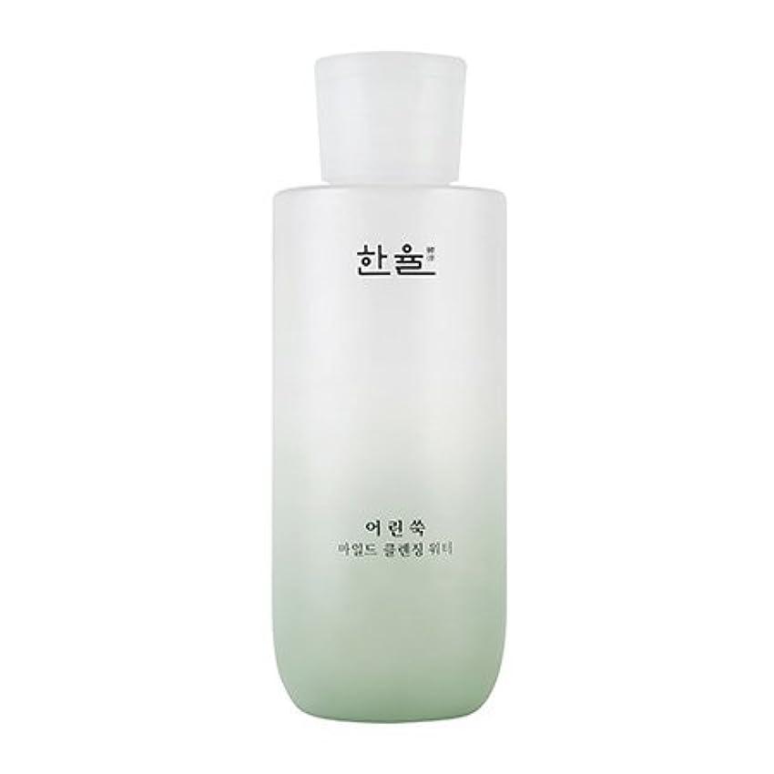動的未満利益HANYUL Pure Artemisia Mild Cleansing Water 300ml / ハンユル ピュアアルテミシアマイルド クレンジングウォーター 300ml [並行輸入品]