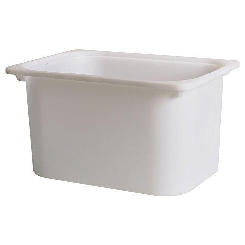 IKEA(イケア) TROFAST ホワイト 40141673 収納ボックス、ホワイト