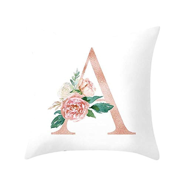 接続拡声器区LIFE 装飾クッションソファ手紙枕アルファベットクッション印刷ソファ家の装飾の花枕 coussin decoratif クッション 椅子