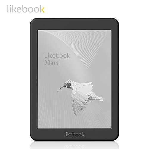 Likebook Mars 電子書籍リーダー 7.8インチ Android 6.0 オクタコアプロセッサ 2GB RAM+16GB グーグルプレイストア対応