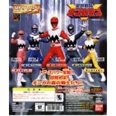 HGシリーズ 星獣戦隊ギンガマン 全5種セット