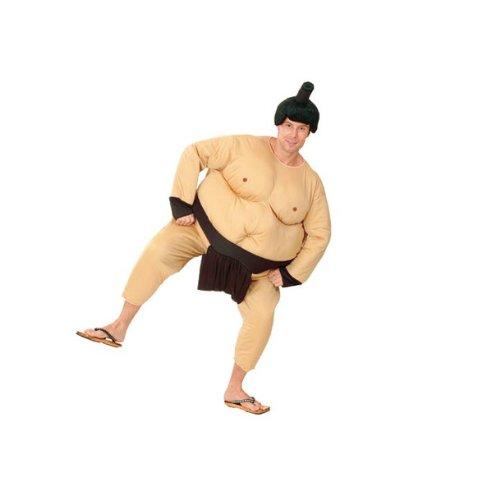 相撲 つなぎ筋肉相撲服 コスチューム メンズ 170cm-180cm