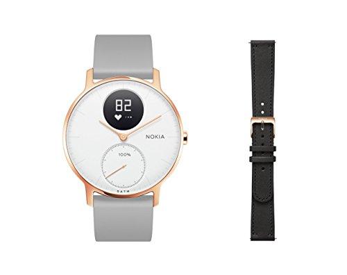 [해외]Nokia 스마트 워치 Steel HR/Nokia Smart Watch Steel HR