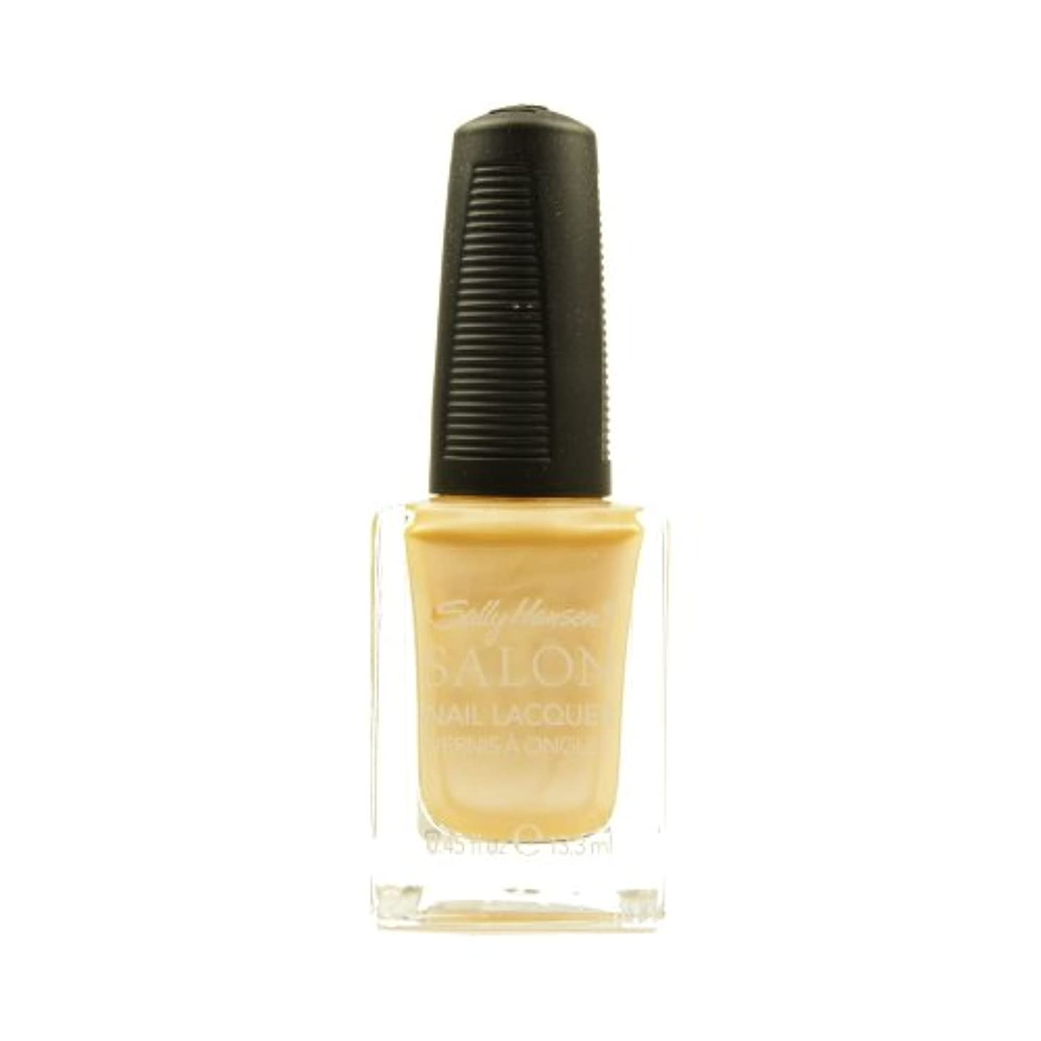 (6 Pack) SALLY HANSEN Salon Nail Lacquer 4134 - Fizz It Is (並行輸入品)