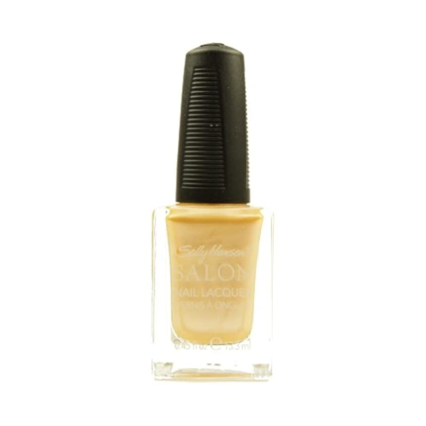 差し引く自治的中国(6 Pack) SALLY HANSEN Salon Nail Lacquer 4134 - Fizz It Is (並行輸入品)