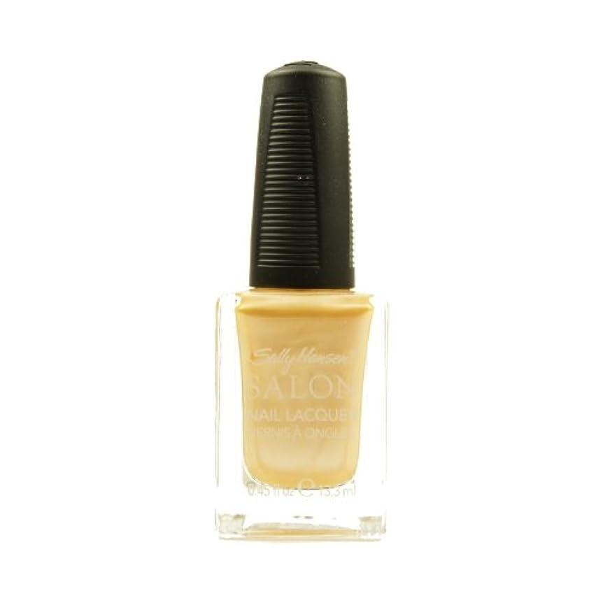 まともな無拍手するSALLY HANSEN Salon Nail Lacquer 4134 - Fizz It Is (並行輸入品)
